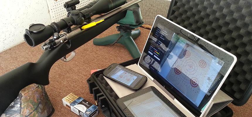 Tiny Home Designs: Wireless Target Shooting Camera